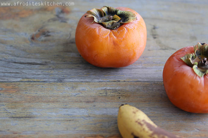 persimmon recipe persimmon smoothie recipe