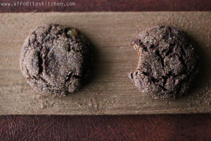 ginger snap recipe afrodite's kitchen