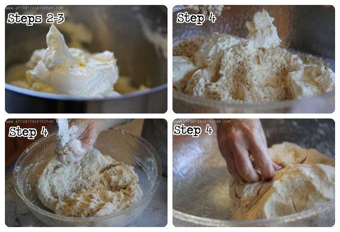 afrodite's kitchen kourapiedes recipe