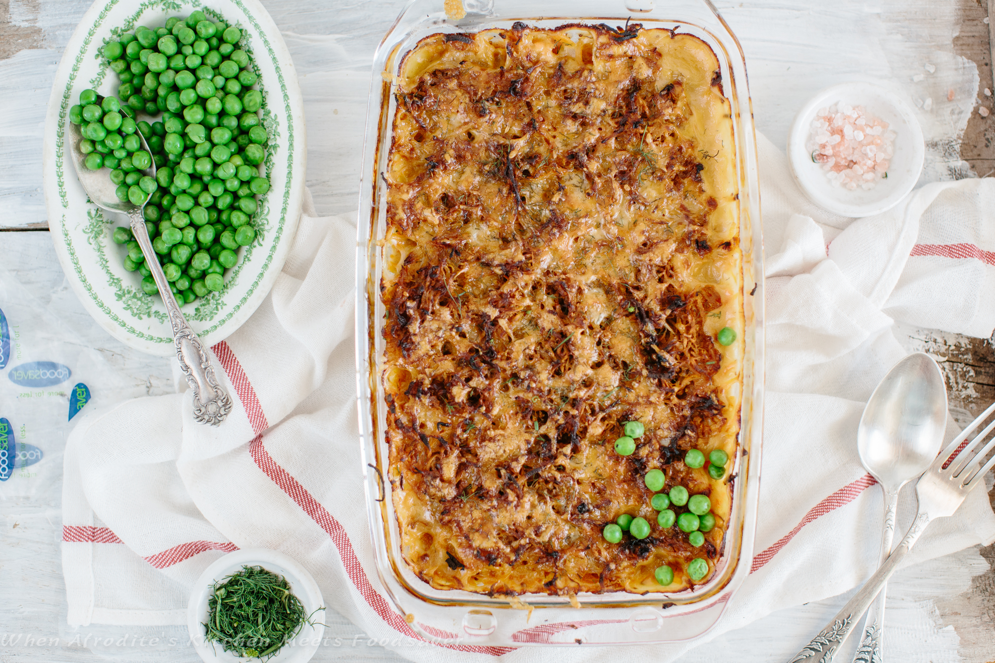 Foodsaver Fish Pie Recipe -8005