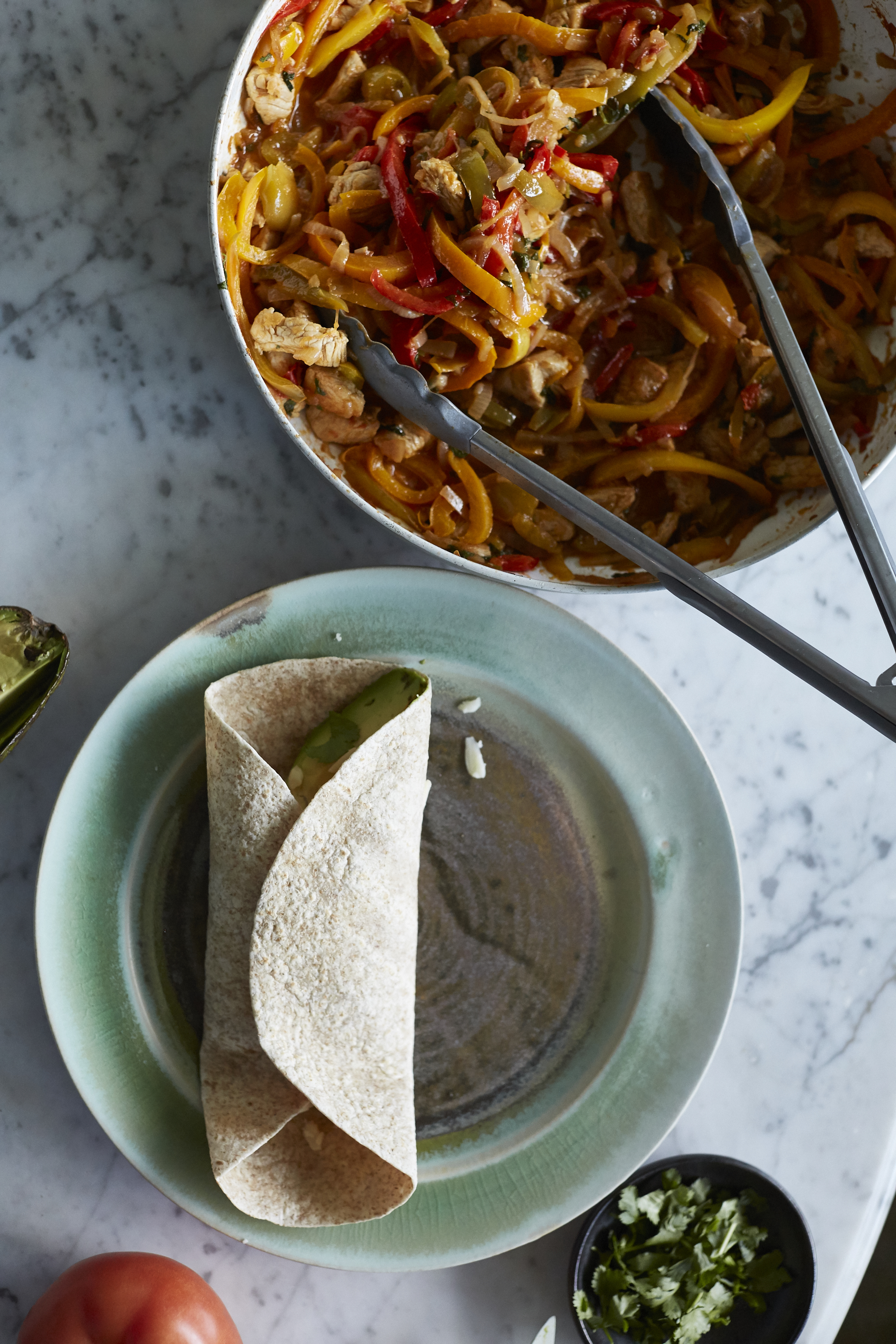 Foodsaver - Chicken Fajitas Foodsaver - Chicken Fajitass 3