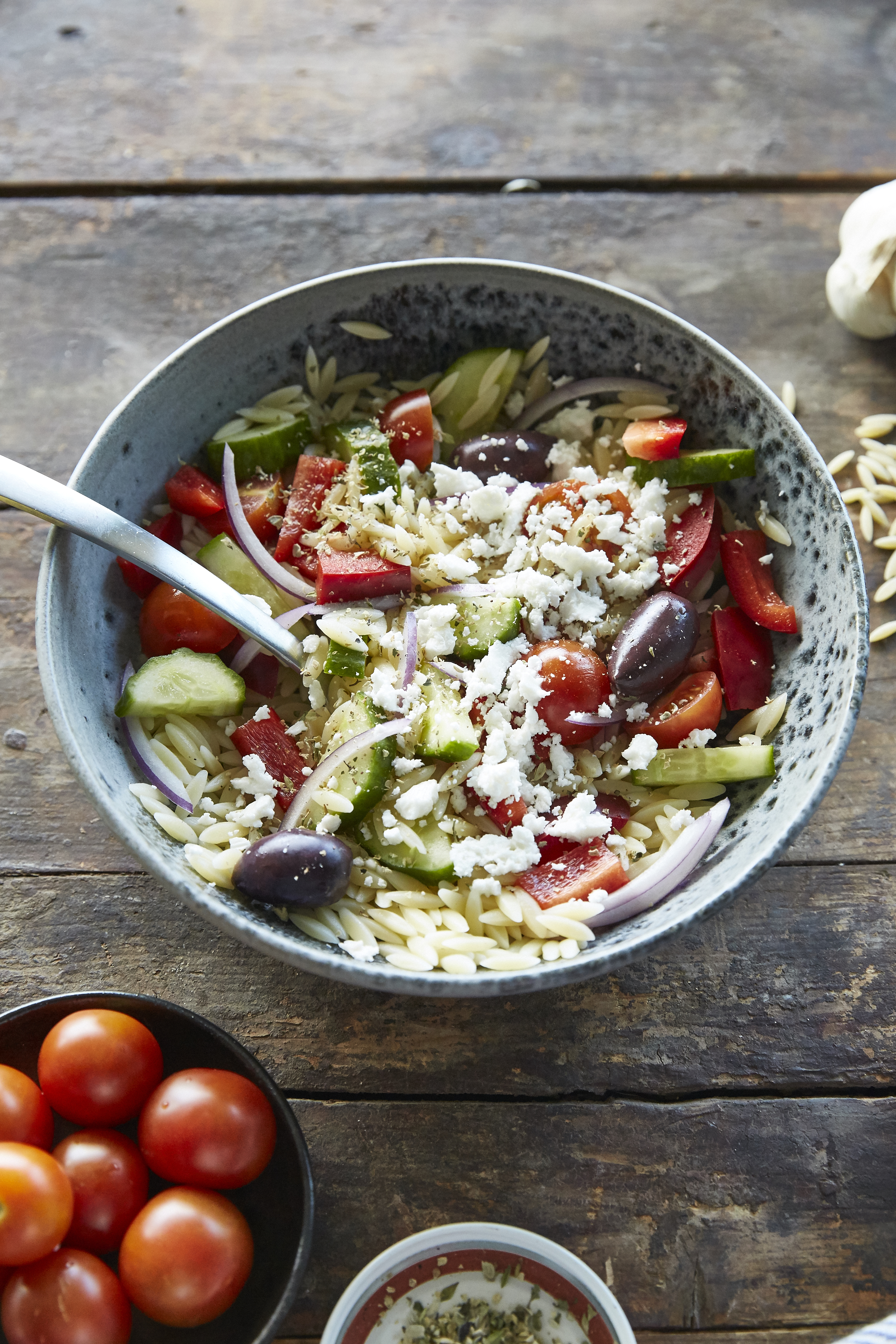 Mitsides - Lemon-Rocket Salad, Coconut Cake, Greek Orzo Salad CTO - Cypriot Delight2D4A7621 1